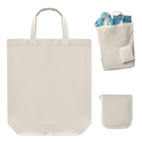 Foldable Cotton Shopper