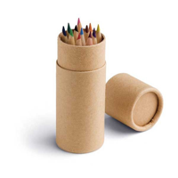 Colouring Pencil Tube Set