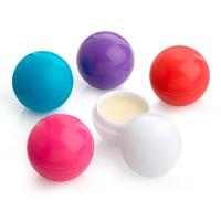 Vanilla Lip Balm Sphere