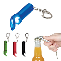 Torch and Bottle Opener