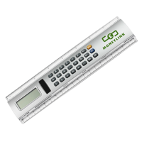 Calculator Ruler 20cm
