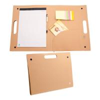 Recycled Cardboard Folder