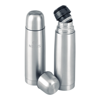 Stainless Steel 0.5 litre Flask