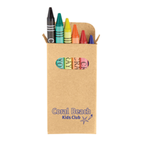 Wax Crayon Set