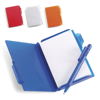 Vector Note Pad and Pen