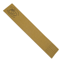 Eco Natural Leather Bookmark