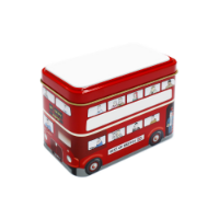 Bus Tin - Mini Shortbread Biscuits