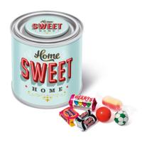 Small Paint Tin - Retro Sweets