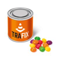 Small Paint Tin - Skittles