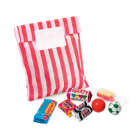 Candy Bag - Retro Sweets - Small