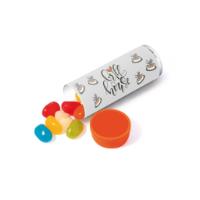 Clear Tube Midi Jolly Beans