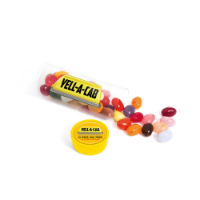 Clear Tube Midi The Jelly Bean Factory Beans