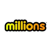 Sweets – Clear Tube Midi - Millions®