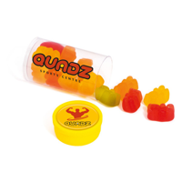 Clear Tube Mini Goody Good Stuff Koala Bears