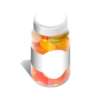 Mini Sweet Jar - Jolly Beans