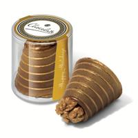 Gold Walnut Whirl