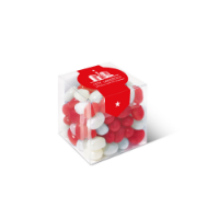 Clear Cube - Jelly Bean Factory®