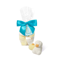 Easter Swing Tag Bag Marshmallow Chicks