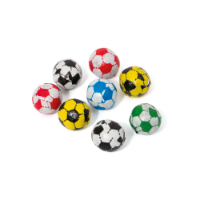 Maxi Eco Pot Milk Chocolate Footballs