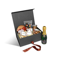 Midi Gift Box w/ Champagne