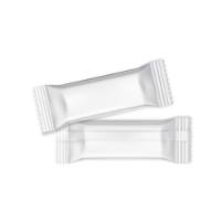 Paper Flow Bag - Apple & Ginger - Granola Bar