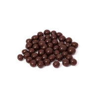 Caviar Tin - Chocolate Pearls - Silver
