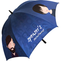 Spectrum Sport Double Canopy Umbrella