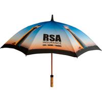 Spectrum Sport Wood Medium Umbrella
