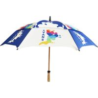 Spectrum Sport Wood Medium Vented Umbrella
