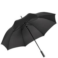 AC Alu Golf Rainmatic XL Black Umbrella