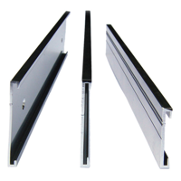 Wall/Door aluminium nameplate holders