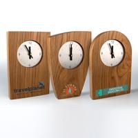 Standard Real Wood Clocks