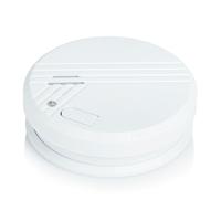 Smoke alarm, white