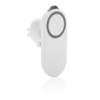 Safety car phone holder, white