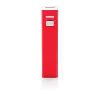2.200 mAh backup battery, red