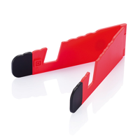 Foldable stand, red