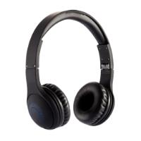 Foldable bluetooth headphone, black