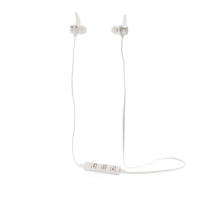 Click earbuds, white