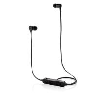 Light up logo wireless earbuds