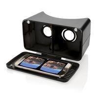 Extendable VR glasses, black