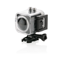 360 degree 4K action camera