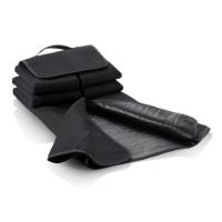 Picnic blanket, black