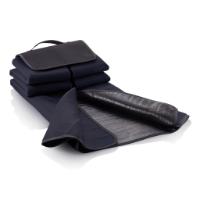 Picnic blanket, blue