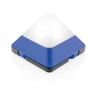 Triangle mini lantern, blue