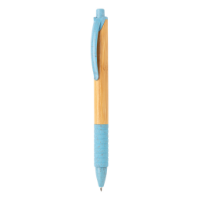 Bamboo & wheatstraw pen