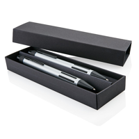 Elegance 2pcs stylus set, silver