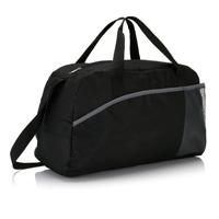 sport bag, black