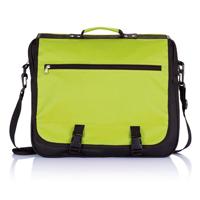 Exhibition bag, green