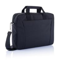 "15.4"" exhibition laptop bag PVC free"