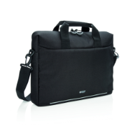 Swiss Peak RFID laptop bag PVC free